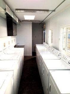 Laundry Units | Modular Buildings | Seabox Depot