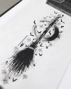Desenho criado por Rodrigo Assi (rodrigoassitattoo) de Balneário Camboriú - SC. #drawing #desenho #tattoo #tatuagem #art#arte Tattoo Sketches, Tattoo Drawings, Disney Tattoos, Body Art Tattoos, New Tattoos, Anime Tattoos, Arrow Tattoos, Friend Tattoos, Tattoo Designs