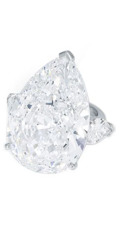 H & D Diamonds is your direct contact to diamond trade suppliers, a Bond Street jeweller and a team of designers.www.handddiamonds... Tel: 0845 600 5557 - Graff 40.9 Carat Diamond