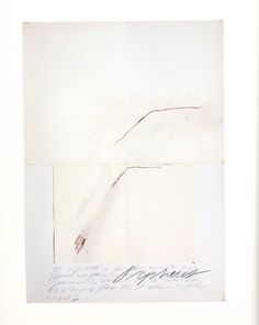 Cy Twombly, Orpheus, 1975 / l'Altissimo / Abstract Geometric Art, Abstract Drawings, Painting Abstract, Cy Twombly Paintings, Robert Motherwell, Mark Rothko, Paul Gauguin, Famous Art, Still Life Photography
