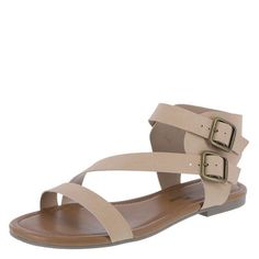 2a3e08407f00 Women s Faryl By Faryl Robin Plume Mason Woven Front Lace Up Sandals -  Natural 9.5