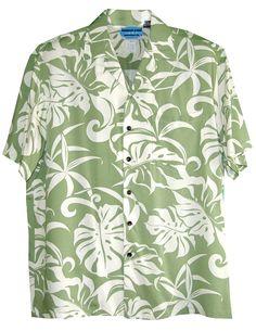 86310a4a Check out the deal on Makena Aloha Rayon Shirt at Shaka Time Hawaii  Clothing Store FREE
