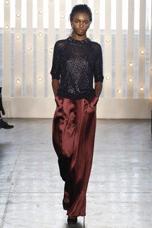 Love the Jenny Packham AW14-15 collection