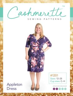 CASHMERETTE 1201 APPLETON DRESS