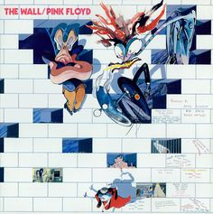 Gerald Scarfe - The Wall (Pink Floyd) (anys 80)