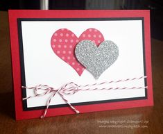 Card Creations by Beth: Valentine's Day Card