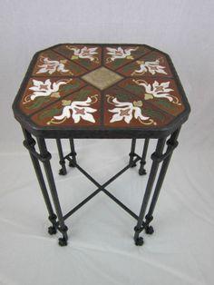 spanish california tile and wrought iron by Bushereironstudio, $3800.00