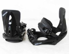 Snowjam Snowboard Bindings NEW up to size 13 mens black NEW ** Be sure to check out this awesome product.
