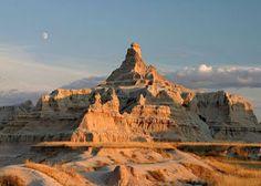 Bad Lands National Park