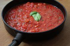 tomatsås basic