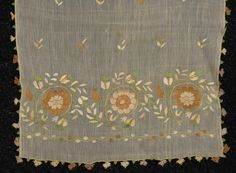 LOT 160 TURKISH and GREEK ISLAND EMBROIDERY, 19th and 20th C. - whitakerauction