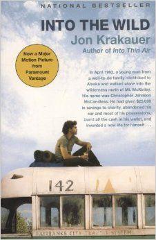 http://www.amazon.co.uk/Into-Wild-Jon-Krakauer/dp/033045367X/ref=la_B000AQ8WPY_1_1?s=books