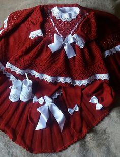 Atelie Belinha Baby - Saida Maternidade Vermelha f655410d300