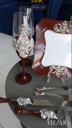 Wedding Flutes, Wedding Glasses, Burgundy And Gold, Burgundy Wedding, Red Wedding Dresses, Wedding Toasts, Large Candles, Unity Candle, Flower Girl Basket