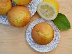 Muffin al Limone: Ricetta Bimby