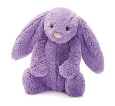 "Jellycat Bashful Iris Bunny Medium 12"" | Anglo Dutch Pools and Toys"