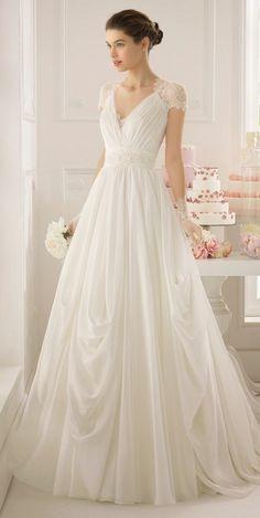 Colección de Vestidos de Novia Aire Barcelona 2015; I FOUND MY WEDDING DRESS!!!!
