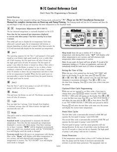 Jupiter Control Panel Guide
