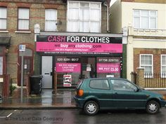 Cash For Clothes - Second-hand Shop in South Norwood SE25 4SL - 192.com