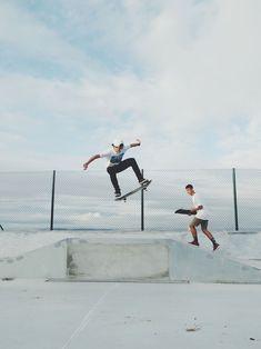 Skateboarding | VSCO Grid | Alex S.R.