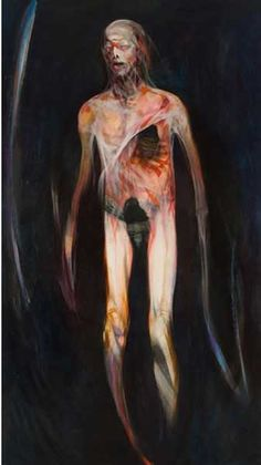 Shiva Slowing Down, 1983 Oil on Canvas, 170 x Collection: Ginsberg << zoom in >> South African Artists, Oil On Canvas, Contemporary Art, Shiva, Drawings, Painting, Face, Sketches, Painted Canvas