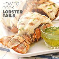Celebrate the end of summer with tasty lobster! Find out the best way to cook it here: http://www.bhg.com/recipes/how-to/cooking-basics/how-to-boil-lobster-tails/?socsrc=bhgpin082014lobstertails