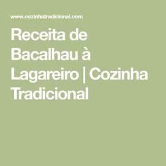 Receita de Bacalhau à Lagareiro   Cozinha Tradicional