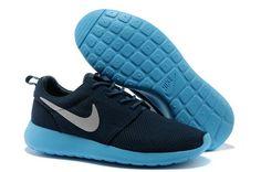 new concept c3ecb bc344 Discount Nike Air Max 2015   Cheap Nike Flyknit Running Shoe 2016 Nike  Roshe Run Womens Black Dark Grey Mesh Shoes   - Nike Roshe Run Womens Dark  Blue White ...