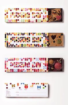 Student: Zotter Mixing Bar - Chocolate Packaging - The Dieline -