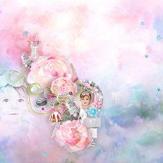 Friendship by Em-ka Designs @ Scrapbookgraphics, photo Patrycja Baczkowska Ems, Friendship, Painting, Design, Painting Art, Paintings, Painted Canvas, Drawings