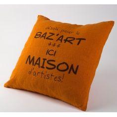 """COUSSIN """"BAZ'ART MAISON D'ARTISTES!"""""""