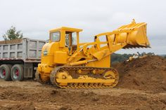 Caterpillar Track Loader | Caterpillar 977H track loader, Liititz, PA