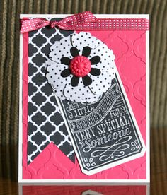 Stampin' Up! Chalk Talk by Krystal's Cards and More: July Stamp Club