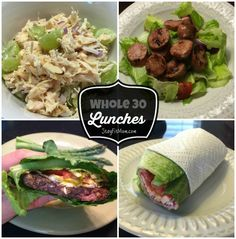 I'm loving all these great ideas for healthier lunches!
