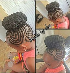 teenage hairstyles for school Most Popular Braided Hairstyles For Teens, Lil Girl Hairstyles, Kids Braided Hairstyles, African Braids Hairstyles, Children Hairstyles, Gorgeous Hairstyles, Casual Hairstyles, Medium Hairstyles, Curly Hairstyles