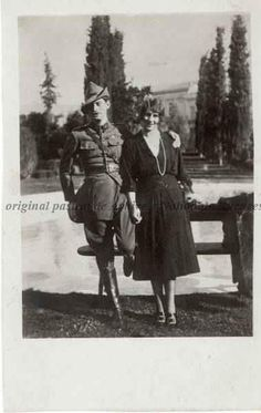 BU-F-01073-1-00351 Principele Carol al II lea şi soţia sa Elena a Greciei, s. d. (sine dato) (niv.Document) Romanian Royal Family, Reign, Greece