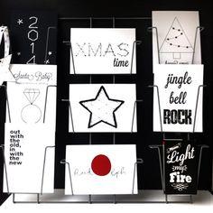 Kijk mee en geniet net zoveel als wij van deze prachtige kaarten in -grotendeels- zwart-wit!