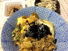 ストック牛丼( ´ ▽ ` )ノ - 12件のもぐもぐ - 牛丼 ごぼうサラダ by yasbong