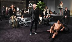 Calvin Klein Turns Back The Clock For Fall 2015