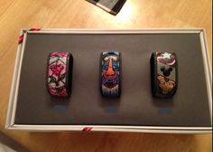 Has anyone decorated their Magic Bands? Please show us the pictures! - Page 23 - The DIS Discussion Forums - DISboards.com