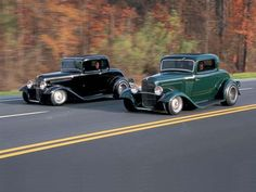 The Rodder's Journal, Published for the Custom Car and Hot Rod Enthusiast