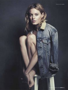 Camille Rowe-Pourcheresse by Patrik Sehlstedt