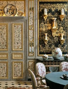 Inside decorator Geoffrey Bennison's most extraordinary interiors