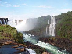 Iguazu Falls (Brazil Side)