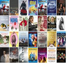 "Wednesday, October 25, 2017: The Kirkwood Public Library has 41 new bestsellers, 29 new movies, seven new music CDs, 99 new children's books, and 133 other new books.   The new titles this week include ""Spider-Man Homecoming,"" ""The Rooster Bar,"" and ""War for the Planet of the Apes."""