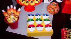 Festa Pokemon - Pokebola