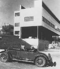 weissenhofsiedlung mies van der rohe stuttgart 1927 - Google zoeken Bauhaus Interior, Concrete, Art Deco, Van, Architecture, Google, Arquitetura, De Stijl, Weimar
