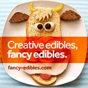 Creative edibles, Fancy edibles