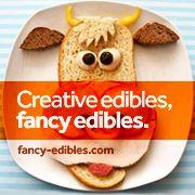 Creative edibles, Fancy edibles