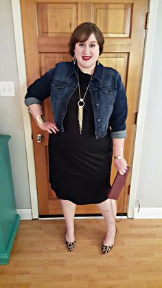 Beautiful Dreamer blog, little black dress, date night outfit, plus size date night outfit